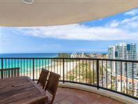 3 Bedroom Apartment Balcony  – Mantra Coolangatta Beach