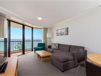 2 Bedroom Apartment Lounge area – Mantra Coolangatta Beach
