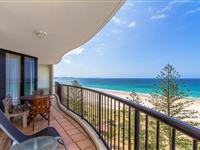 2 Bedroom Apartment Balcony  – Mantra Coolangatta Beach