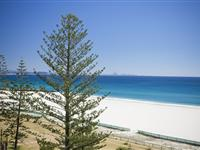 View to Beach  – Mantra Coolangatta Beach