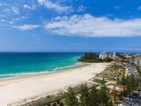 View to Coolangatta Beach – Mantra Coolangatta Beach