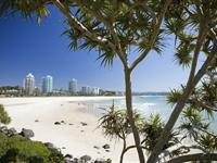 Looking out to Beach  – Mantra Coolangatta Beach